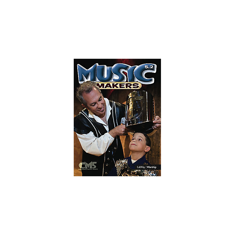 Music Makers 5.2 Listening CD