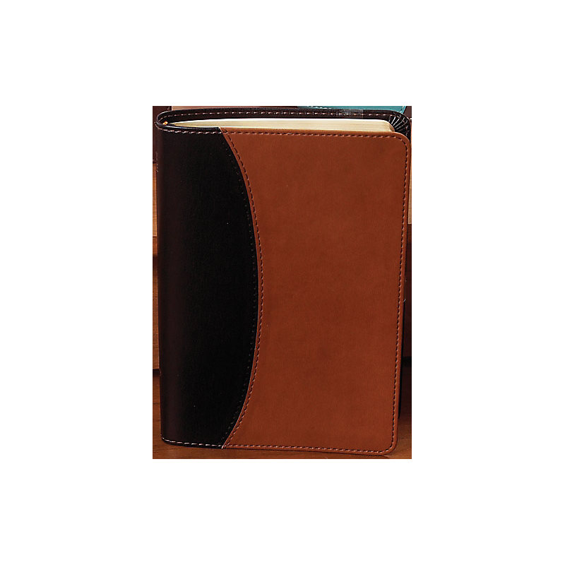 KJV Pocket Bible - Black & Tan