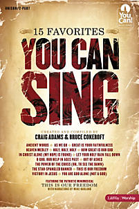 15 Favorites You Can! Sing - Unison/2-Part Choral Book