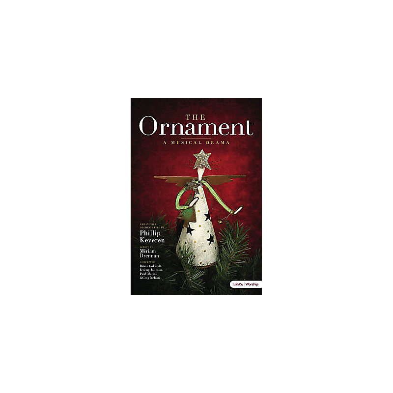 The Ornament - Accompaniment CD