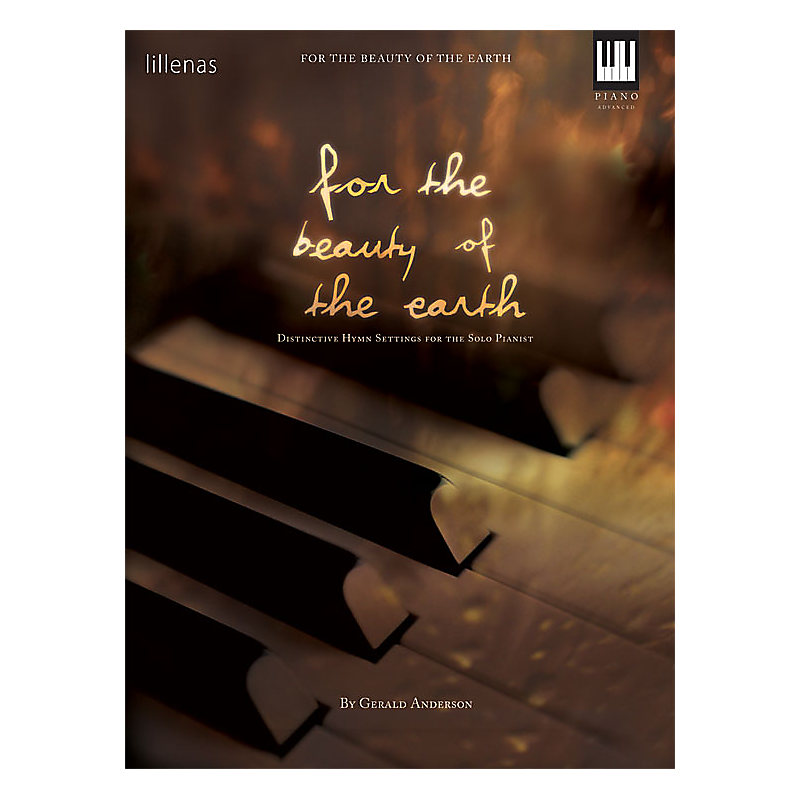 For the Beauty of the Earth - Keyboard Book