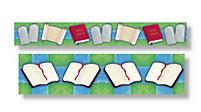 Levels of Biblical Learning: Quick Scene™ Bulletin Board Borders - Bibles