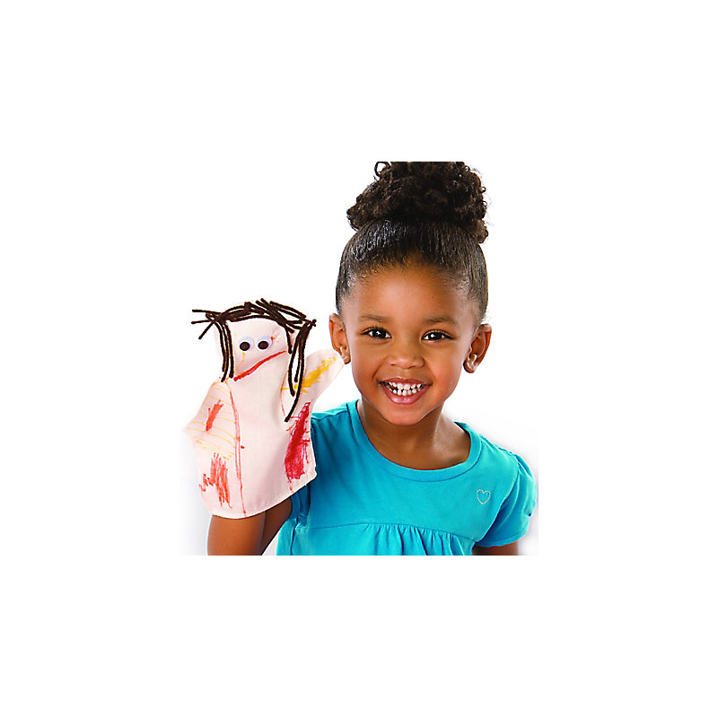 Levels of Biblical Learning: Craft Pack - Bible Story Hand Puppet