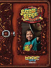 Music Time: Saddle Ridge Ranch - Semester 1 Kit