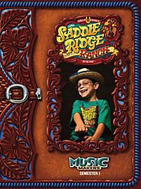 Music Makers: Saddle Ridge Ranch - Semester 1 Listening CD