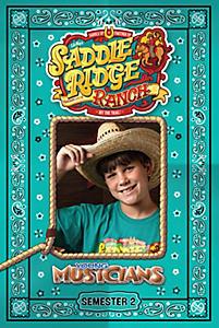 Young Musicians: Saddle Ridge Ranch - Semester 2 Listening/Accompaniment CD