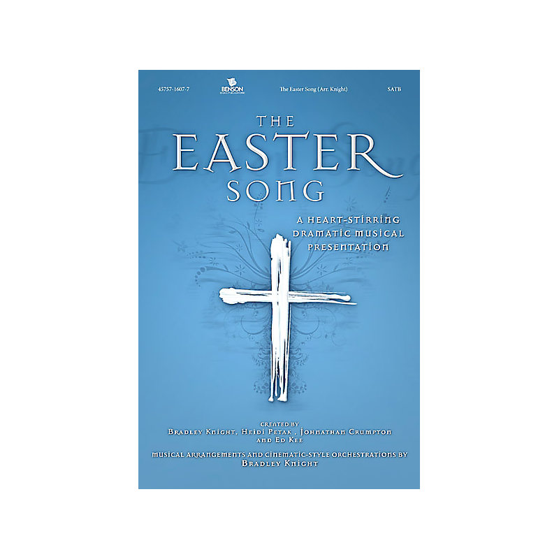 The Easter Song CD Preview Pack