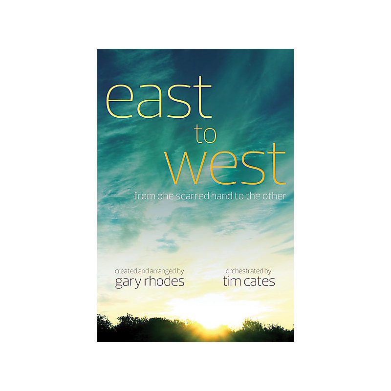EAST TO WEST REHEARSAL CDS