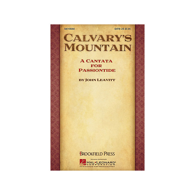 CALVARYS MOUNTAIN LISTENING CD