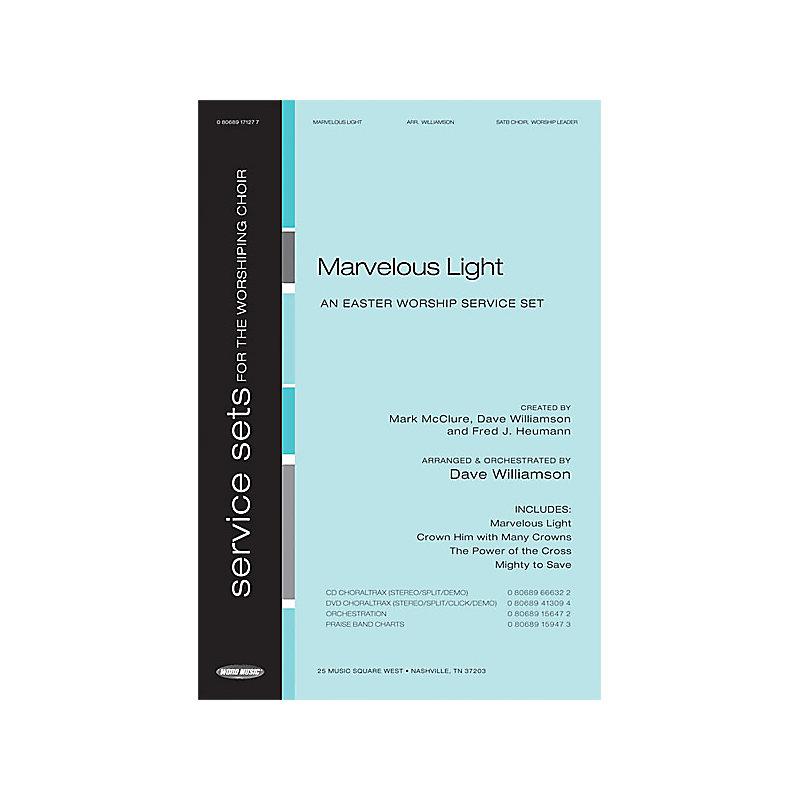 MARVELOUS LIGHT BOOKLET