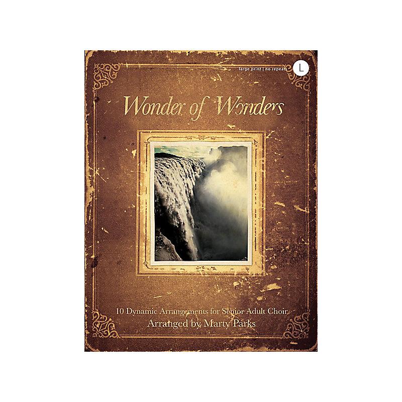 Wonder of Wonders - Split-Track Accompaniment CD