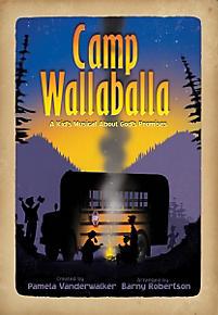 Camp Wallaballa - Stereo Accompaniment CD