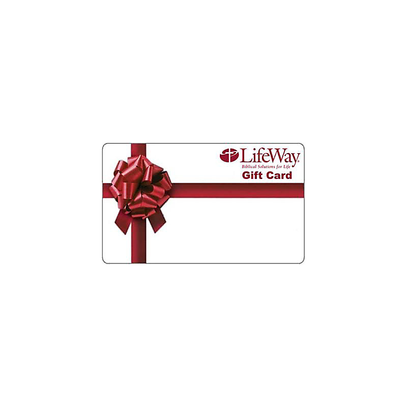 LifeWay Virtual Gift Card (Virtual Gift Card)