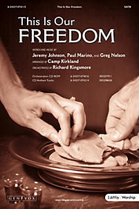 This Is Our Freedom - Orchestration CD-ROM (PDF)