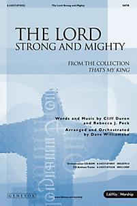 The Lord Strong and Mighty - Orchestration CD-ROM (PDF)
