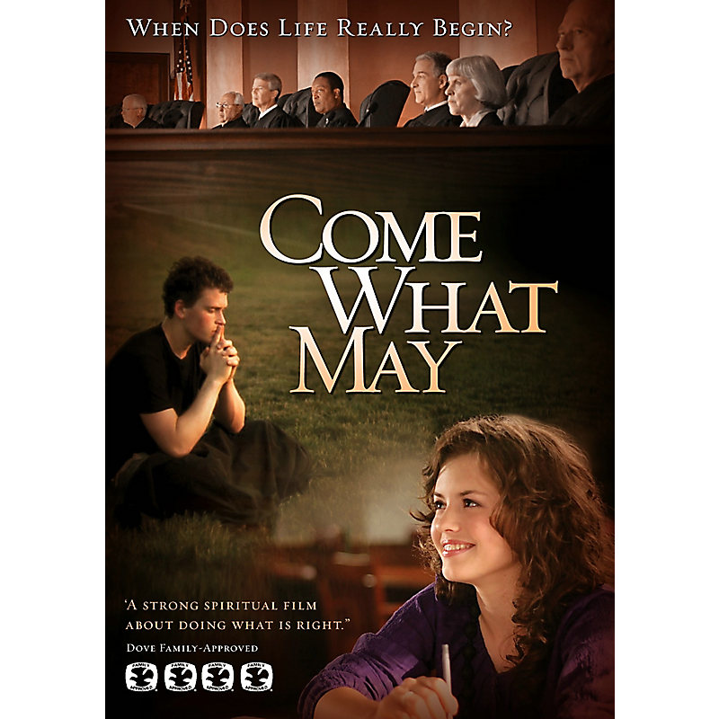 Come What May - DVD