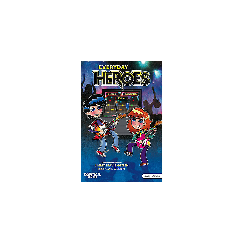 Everyday Heroes - Accompaniment CD