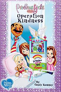 Precious Girls Club - Vol. 2: Operation Kindness