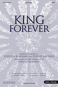 King Forever - Piano/Brass CD-ROM (PDF)