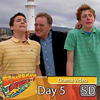 VBS Boomerang Express: Drama Video - Day 5 (Video Download)