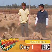 VBS Boomerang Express: Drama Video - Day 1 (Video Download)
