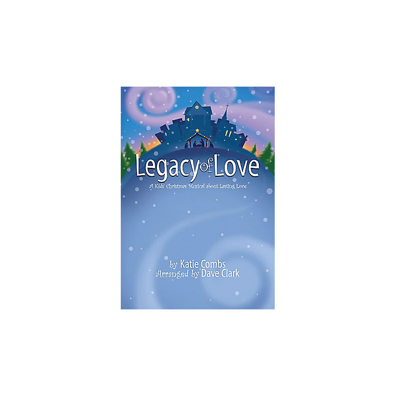 Legacy of Love - Digital Resource: Demonstration DVD & CD-ROM
