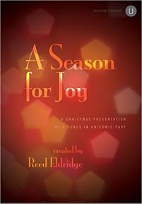 A Season for Joy - Choral Book
