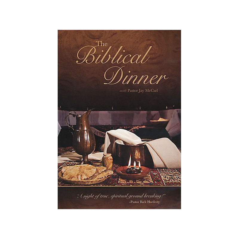 The Biblical Dinner DVD