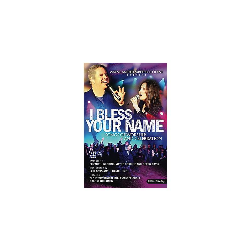 I Bless Your Name - Listening CD