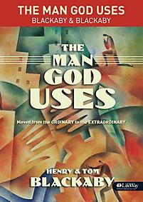 The Man God Uses - Leader Kit