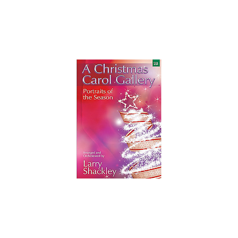 A Christmas Carol Gallery SAB Preview pack