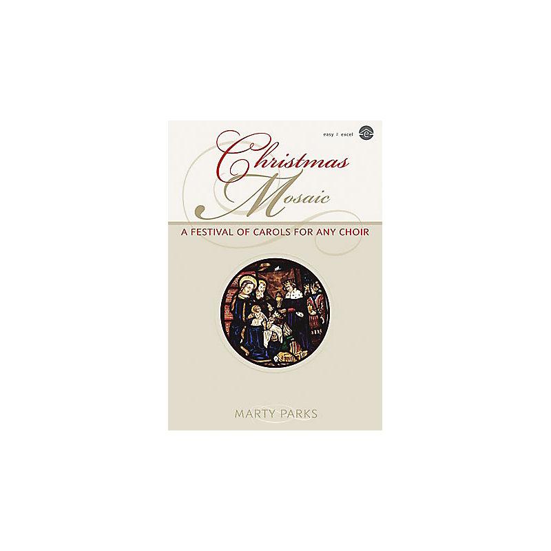 Christmas Mosaic - Split-Track Accompaniment CD