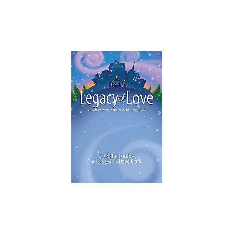 Legacy of Love - Stereo Accompaniment CD