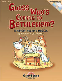 Guess Who's Coming to Bethlehem CD Preview Pack