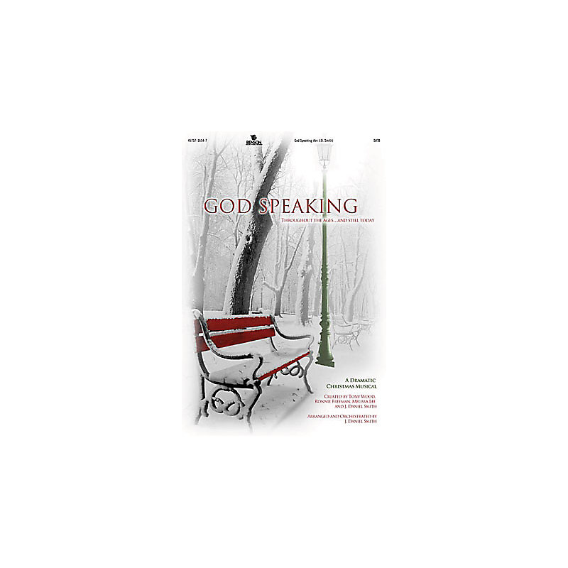GOD SPEAKING POSTERS