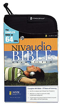 Dramatized NIV Audio Bible