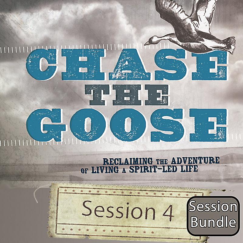 Chase the Goose Bundle: Session 4 - Breaking Out of Guilt (Digital Bundle)