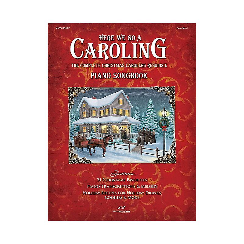 Here We Go A Caroling CD