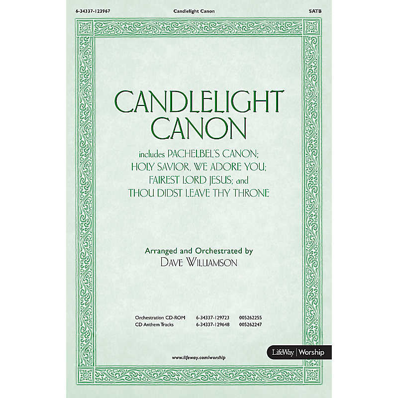 Candlelight Canon - Anthem