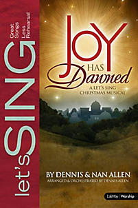 Joy Has Dawned - Accompaniment CD