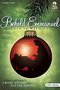 Behold Emmanuel - Bulletins (Pack of 100)