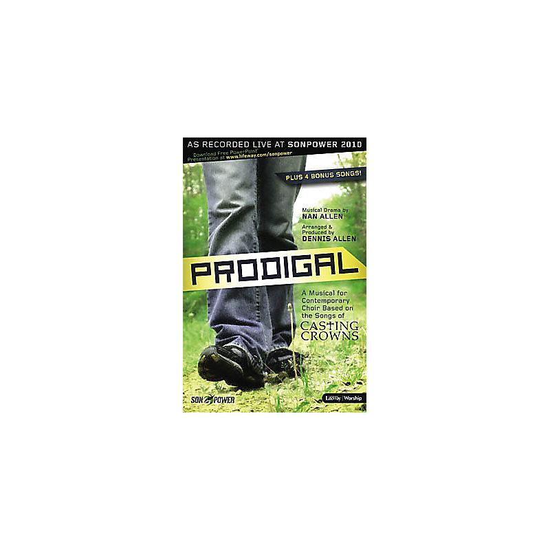 Prodigal - Promo Pak