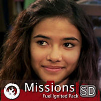 FUEL Ignited SD Video: Vol 3 - Missions (Video Download)