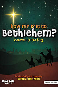 How Far Is It to Bethlehem - Promo Pak