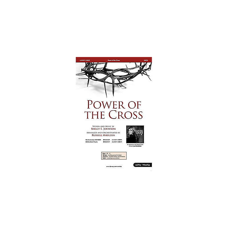 Power of the Cross - Orchestration CD-ROM (PDF)