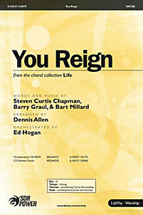 You Reign - Orchestration CD-ROM (PDF)