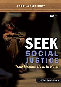 Seek Social Justice: Transforming Lives in Need - DVD Leader Kit