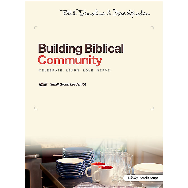 Building Biblical Community - Leader Kit