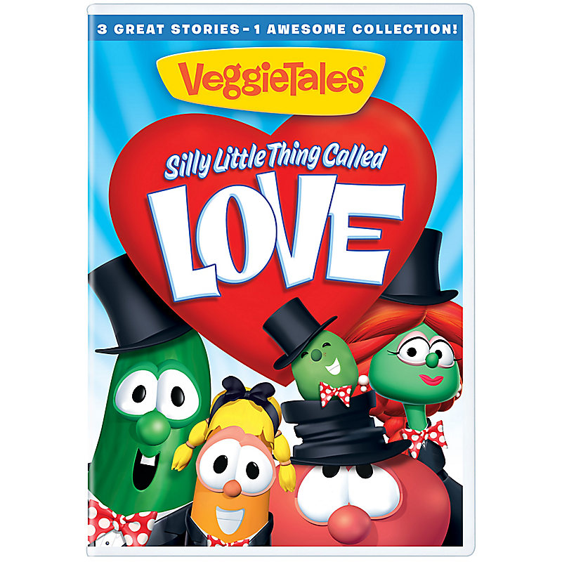 VeggieTales: Silly Little Thing Called Love DVD