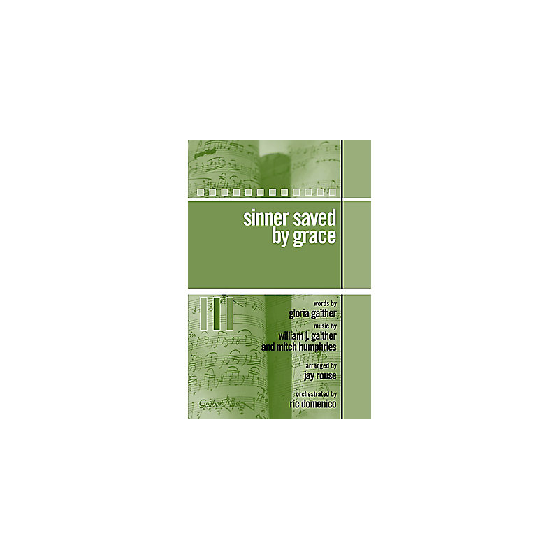 Sinner Saved By Grace - Drama Companion CD-ROM (PDF)